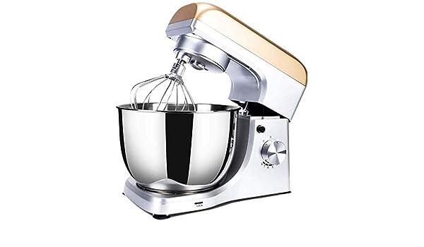 GPWDSN Masa De La Máquina Mezcladora, Inicio 2-en-1 Robot Cocina ...