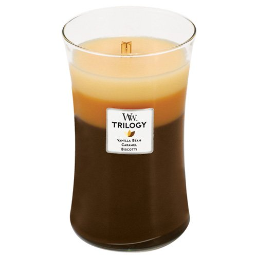 WoodWick Cafe Sweets Large Trilogy Jar Candle One Size