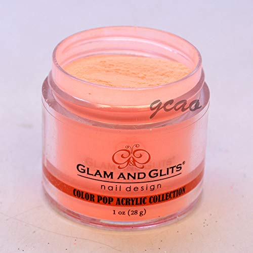 (Glam and Glits Powder Color Pop Sunset Paradise #373)
