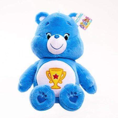 Just Play Care Bear Jumbo Champ Plush]()