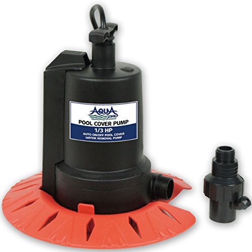 l Cover Pump - 1/3HP (Aqua Spa Cover)