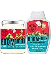 Herbal Science Boom Butter Saç Bakım Yağ ve Şampuan Paketi