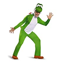 Disguise Deluxe Adult Yoshi Costume