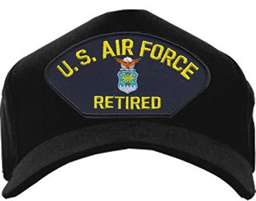 Eagle Crest U.S. Air Force Retired Baseball Cap