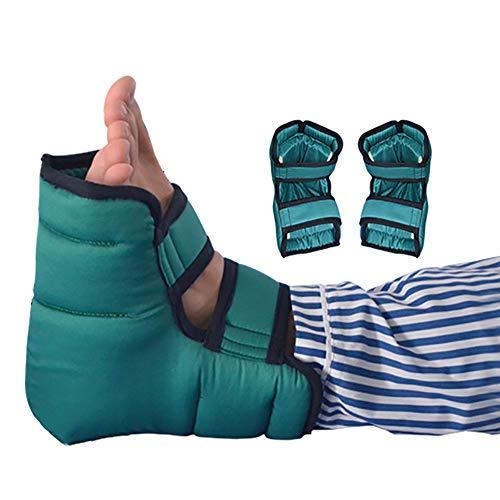 - OLDF Anti-Decubitus Foot Pad,Patient Care Heel Pad Ankle Protector, Anti-Pressure Sore Heel Pad Bedridden Patient Care Heel Pad,Foot Protection Cover