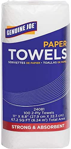 Paper Towels: Genuine Joe