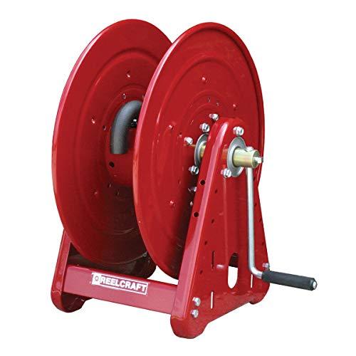 Reel Hose Welding Series (Reelcraft 30000 Series Hand Crank Hose Reel For 1/2