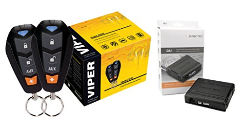 Viper 3105V 1-Way TWO 4 Button Remotes