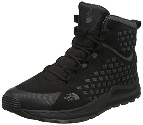 Face North Waterproof Sneaker Smoked Men's Grey Pearl Mountain The Tnf Black Mid 5Fwxqd5Y