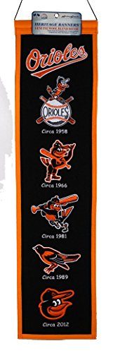 MLB Baltimore Orioles Heritage ()