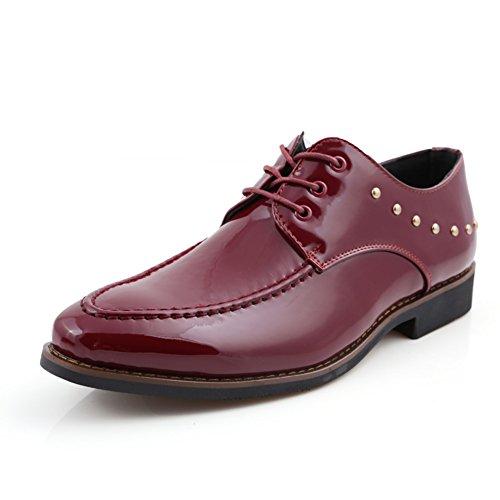 Negocio de calzado de verano de los hombres/Zapatos de moda británica/Zapatos ocasionales de la onda A