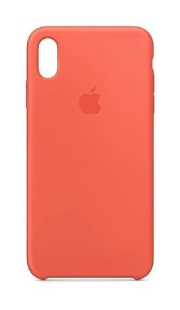 coque iphone xs max orange
