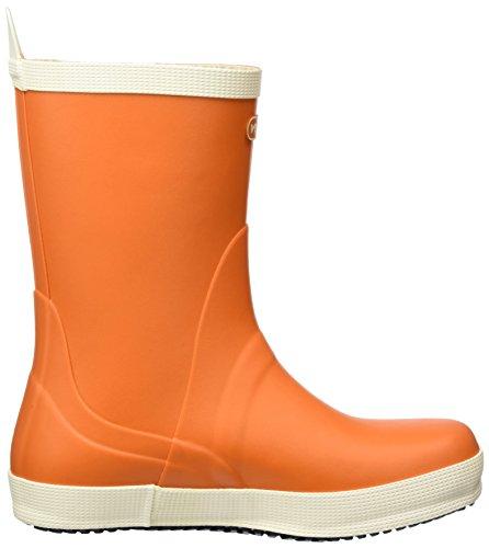 Viking Unisex-Erwachsene Seilas Gummistiefel Orange (Orange 31)