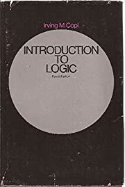 Introduction to Logic by Irving M. Copi…