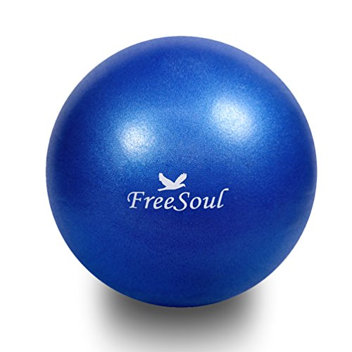 - Small Pilates Ball with Pump 9 Inch Mini Bender Ball for Stability Pilates Yoga Barre Physical Therapy Core Training