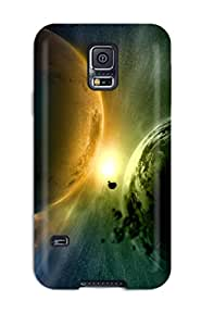 New Arrival Premium S5 Case Cover For Galaxy (planets)