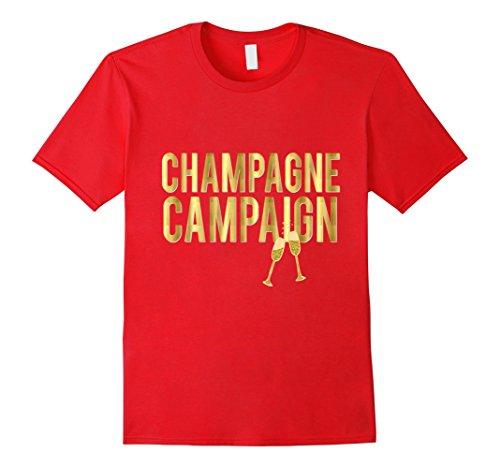 Mens Bridesmaid Shirt Champagne Campaign Wedding Bachelor...