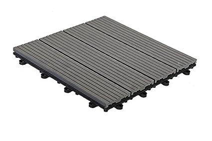 Wood plastic composite wpc pavimento per esterno in composito