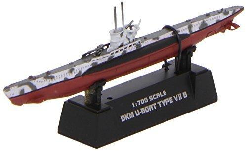 - MRC 37312 EM 1/700 U-Boat Type VIIB German Navy Camouflage by MRC