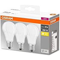 Osram Base Classic A - Lámpara LED, E27