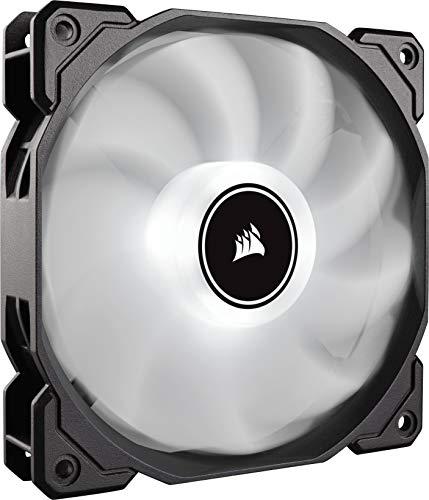 CORSAIR AF140 LED Low Noise Cooling Fan, Single Pack - White