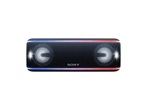 Sony SRS-XB41 Portable Wireless Bluetooth Speaker - Black - SRSXB41/B (Renewed)