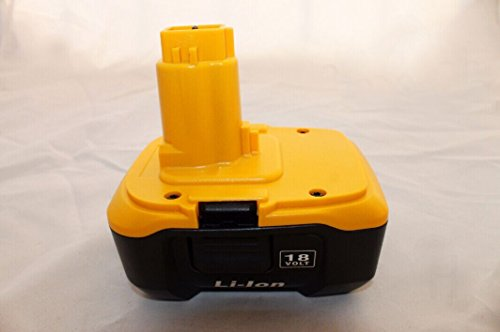 1 new rechargeable li-ion battery replace for Dewalt DC9180 18V 3A also can replace for DC9096 using charger DC9310 cordless tools drills battery batteria -  CEM WORLD