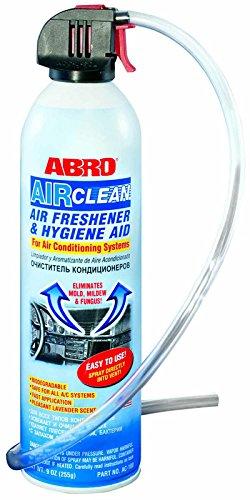 ABRO CAR or HOME AIR CONDITIONING A/C AIR CON CLEANER 255g sanitazer kills germs USA AC-100