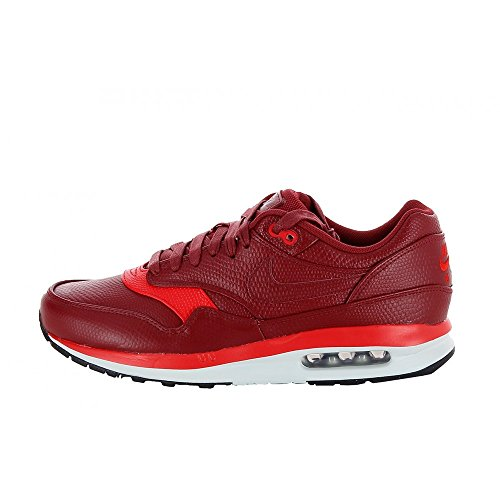 Nike- air max lunar1 deluxe team red chilling red 652977 600