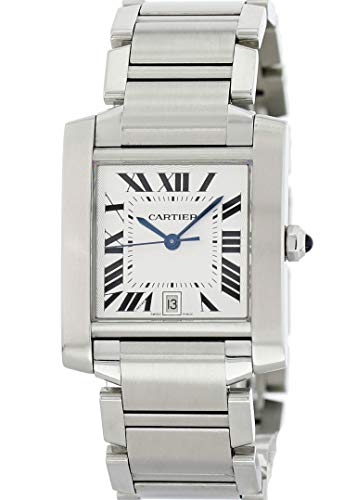Pre Owned Cartier Tank - 4