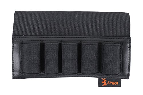 SPIKA Buttstock Shotgun Shell Holder 5rounds (Stock Shell Shotgun)