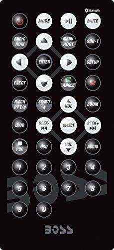 41Gva5JCQVL - BOSS Audio BV9358B Double Din, Touchscreen, Bluetooth, DVD/CD/MP3/USB/SD AM/FM Car Stereo, 6.2 Inch Digital LCD Monitor, Wireless Remote
