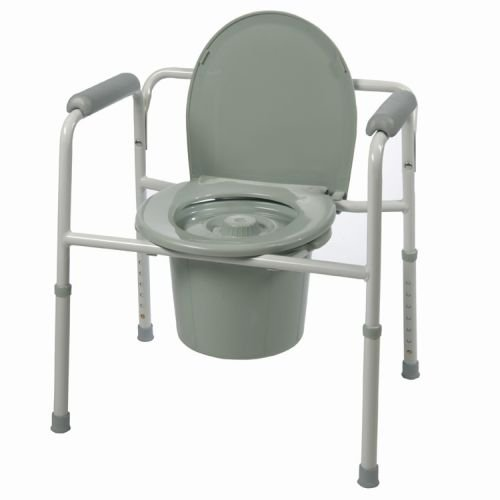 Roscoe Medical Heavy Duty 3 in 1 Commode BTH-HV31