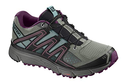 shadow Trail W nile Purple Running Scarpe mission Donna Salomon Blue 3 X dark Grigio Da fYpYqvx