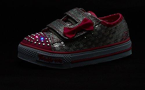 Skechers Centelleo Dedos De Los Pies Se Encienden Los Zapatos ekMO6EIC