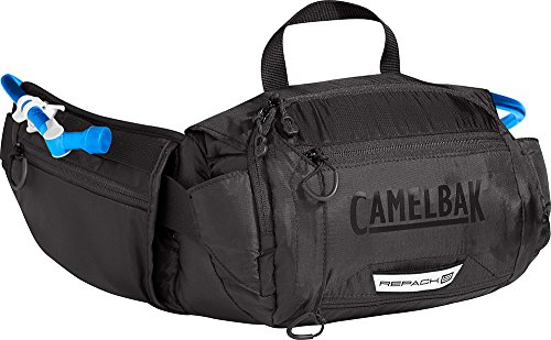 (CamelBak Repack LR 4 50 oz Hydration Pack, Black)