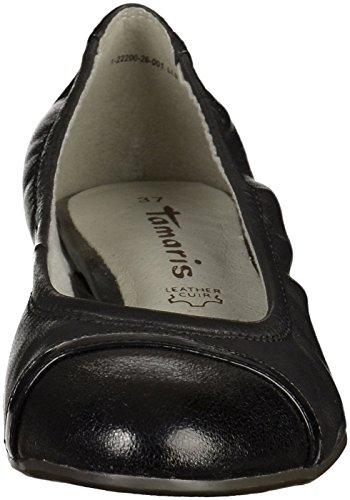 Tamaris - Zapatos de Vestir Mujer Negro - negro