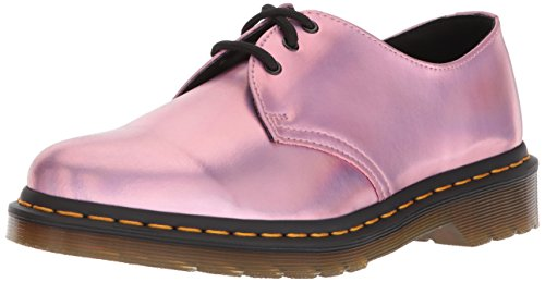41GvbmqktAL Dr. Martens Women's 1461 RS Oxford, Mallow Pink, 8 Medium UK (10 US)