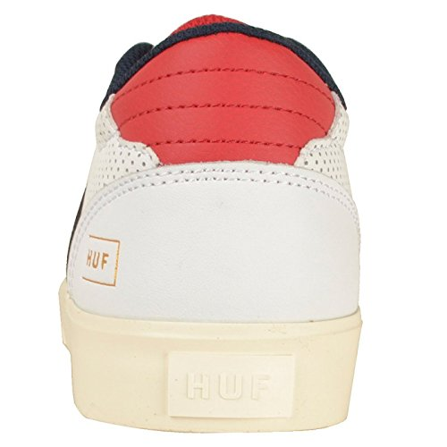 HUF HUF HUF Galaxy Weiß Antique Schuhe Größe US 8,5 8f26a4