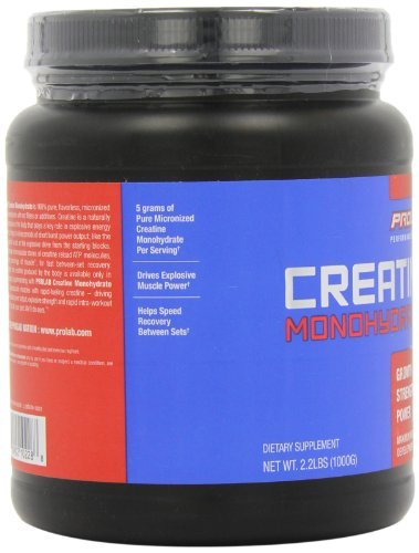 Prolab Creatine Monohydrate Powder (1000g) 2.2 lbs (Pack of 3) by ProLab (Image #7)