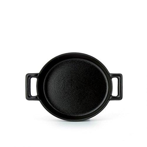 Revol Belle Cuisine Black Creme Brulee Dish (Revol Belle Cuisine)