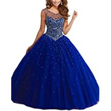 Amazon.com: Poofy Prom Dresses