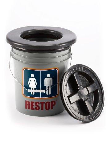 5gallon bucket toilet seat - 9