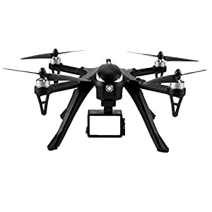 Powerful Brushless Quadcupter,ToyPark  MJX B3 Bugs 3  RC Drone with 300Meters Long Control Distance