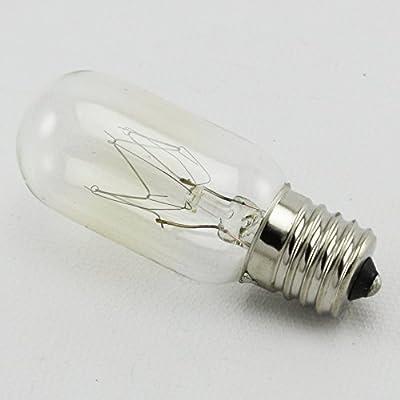 LG Electronics 6912W1Z004B Microwave Oven Incandescent Lamp, 125-volt/30-watt