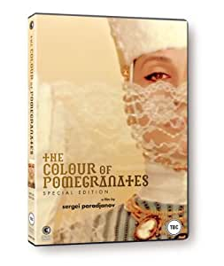 The Colour of Pomegranates: Special Edition [Reino Unido] [DVD]