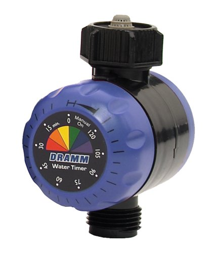 Dramm 15045 ColorStorm Premium Water Timer, Blue