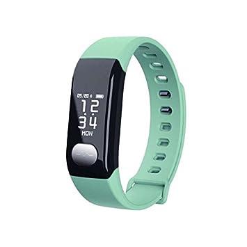 Pulsera Inteligente Inalámbrica Bluetooth GPS Deportes Fitness Relojes, Control Cámara/ Podómetro/ Monitor de