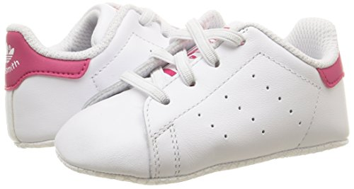 finest selection 19271 2360e adidas Stan Smith Crib, Baby Girls' First Walking Shoes