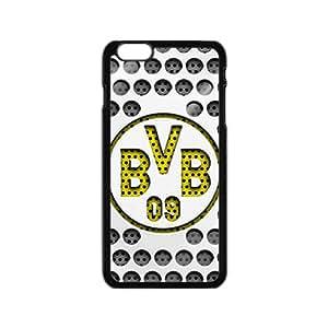 Dortmund-BVB Black Phone Case for iPhone6
